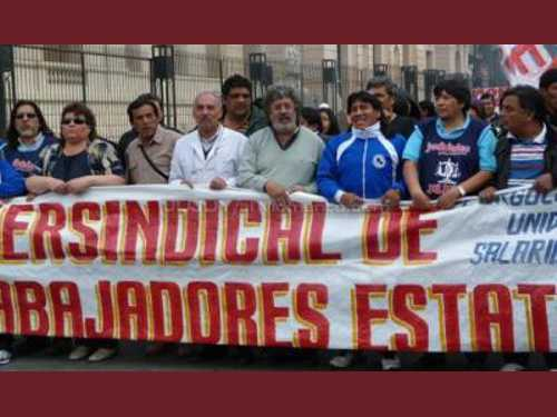 intersindical marcha