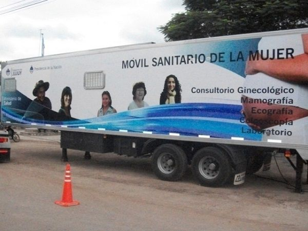 camion mujer