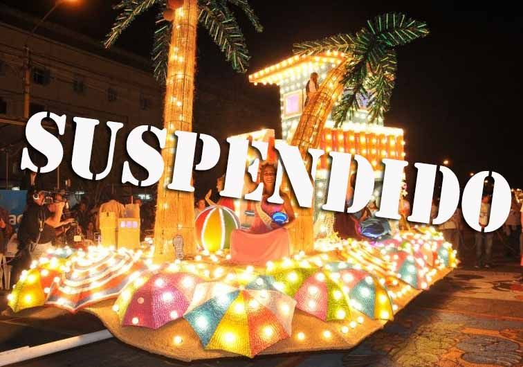 FNE carroza SUSPENDIDO