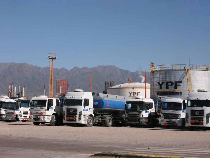 ypf camiones