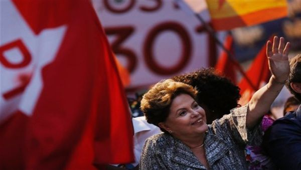 dilma reuters