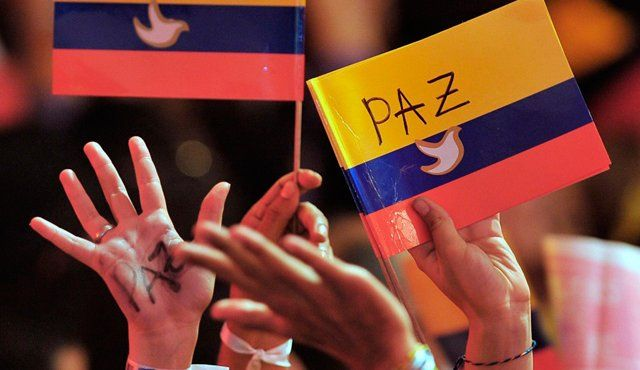 colombia paz
