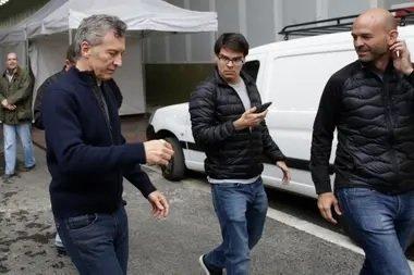 Darío Nieto Mauricio Macri
